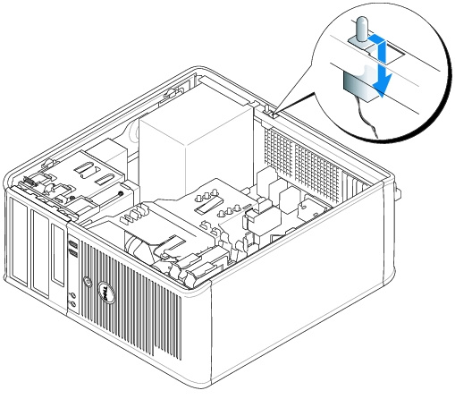 Chassis Intrusion Switch Dell Optiplex Gx620brusers Guide