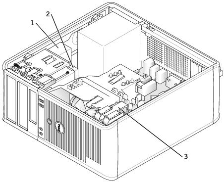 Dell Optiplex Gx620 Users Guide